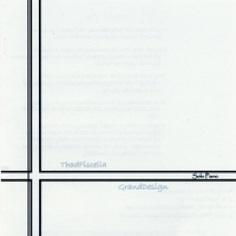Cover image of the album Grand Design by Thad Fiscella