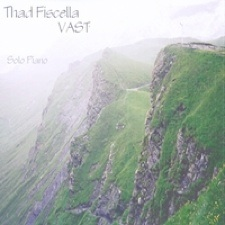 Cover image of the album Vast by Thad Fiscella