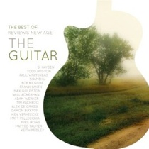 Cover image of the album The Best of Reviews New Age: The Guitar by Todd Boston