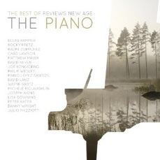 Cover image of the album The Best of Reviews New Age: The Piano by Mario Lopez Santos
