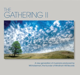 Cover image of the album The Gathering II by Fiona Joy Hawkins