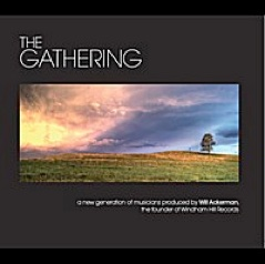 Cover image of the album The Gathering by Fiona Joy Hawkins