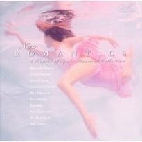 Cover image of the album The New Romantics by Various Artists