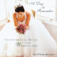 Cover image of the album A Day to Remember by The O'Neill Brothers