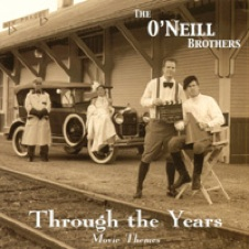 Cover image of the album Through the Years by The O'Neill Brothers