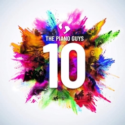 Cover image of the album 10 by The Piano Guys