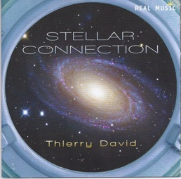Cover image of the album Stellar Connection by Thierry David