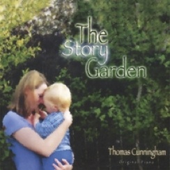 Cover image of the album The Story Garden by Thomas Cunningham