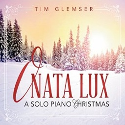 Cover image of the album O Nata Lux by Tim Glemser