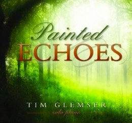Cover image of the album Painted Echoes by Tim Glemser