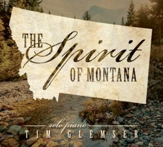 Cover image of the album The Spirit of Montana by Tim Glemser