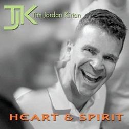 Cover image of the album Heart & Spirit by Tim Jordan Kirtan