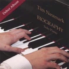 Cover image of the album Biography by Tim Neumark