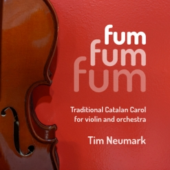 Cover image of the album Fum Fum Fum (single) by Tim Neumark