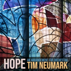 Cover image of the album Hope (An Arrangement For Orchestra) (single) by Tim Neumark