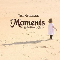 Cover image of the album Moments, Op. 7 by Tim Neumark