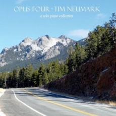 Cover image of the album Opus Four by Tim Neumark