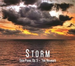 Cover image of the album Storm, Op. 5 by Tim Neumark