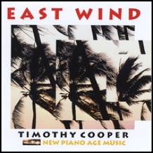Cover image of the album East Wind by Timothy Cooper