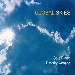 Cover image of the album Global Skies by Timothy Cooper