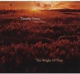 Cover image of the album The Weight of Time by Timothy Davey