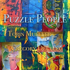 Cover image of the album Puzzle People by Tobin Mueller