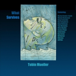 Cover image of the album What Survives by Tobin Mueller