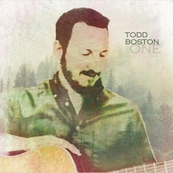 Cover image of the album One by Todd Boston
