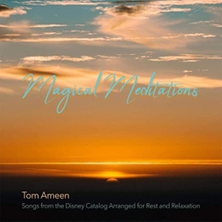 Cover image of the album Magical Meditations by Tom Ameen
