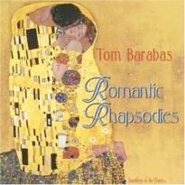 Cover image of the album Romantic Rhapsodies by Tom Barabas