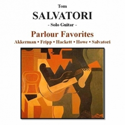 Cover image of the album Parlour Favorites by Tom Salvatori