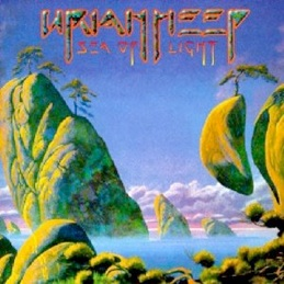 Cover image of the album Sea of Light by Uriah Heep