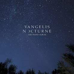 Cover image of the album Nocturne: The Piano Album by Vangelis