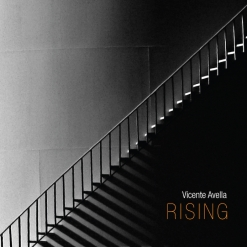 Cover image of the album Rising by Vicente Avella