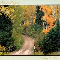 Cover image of the album Finding My Way by Vicki Logan