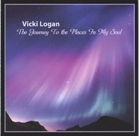 Cover image of the album The Journey to the Places in My Soul by Vicki Logan