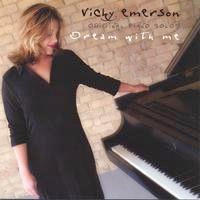 Cover image of the album Dream With Me by Vicky Emerson