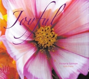 Cover image of the album Joyful by Victoria Salmon