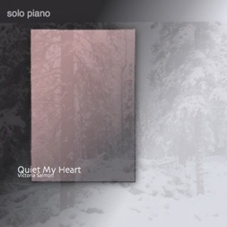Cover image of the album Quiet My Heart by Victoria Salmon