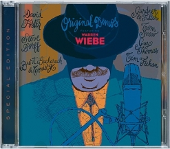 Cover image of the album Original Demos by Warren Wiebe