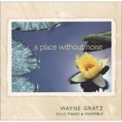 Cover image of the album A Place Without Noise by Wayne Gratz