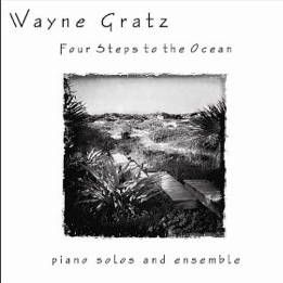 Cover image of the album Four Steps to the Ocean by Wayne Gratz
