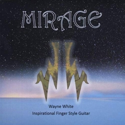 Cover image of the album Mirage by Wayne White