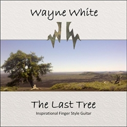 Cover image of the album The Last Tree by Wayne White