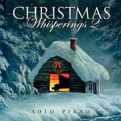 Cover image of the album Christmas Whisperings 2 by Whisperings Solo Piano Radio