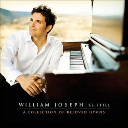 Cover image of the album Be Still by William Joseph