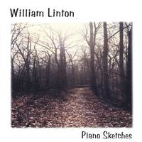 Cover image of the album Piano Sketches by William Linton