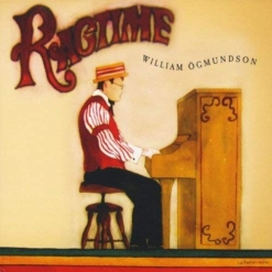 Cover image of the album Ragtime by William Ogmundson