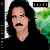 Cover image of the album Ethnicity by Yanni