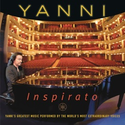 Cover image of the album Inspirato by Yanni